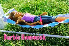 barbie hammock tutorial