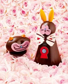 The most spectacular gourmet chocolate eggs and artisan novelties for Easter 2016