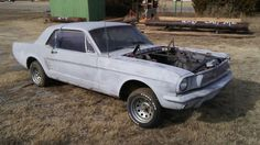 1966 Mustang - Project Car - https://mustangtraderonline.com/?listing_type=1966-mustang-project-car  Visit https://mustangtraderonline.com to read more on this topic.  #mustangtraderonline