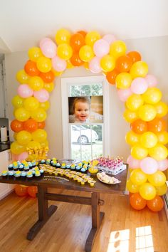 You are my sunshine party by Festiva Party Design
