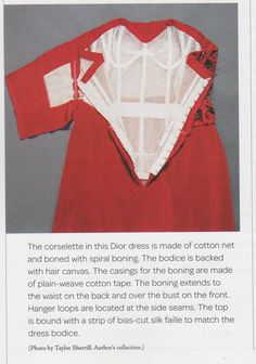 Gertie's New Blog for Better Sewing: The Net Corselet