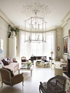 Living room   Nicky Haslam Design