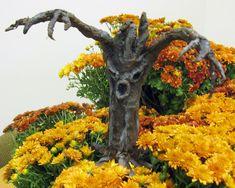 How to make a Spooky Tree