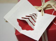 Christmas Cards 2011 by Natasha Barr, via Behance