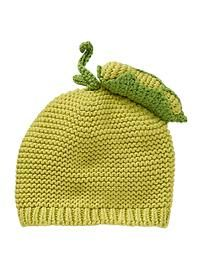 Favorite pea hat