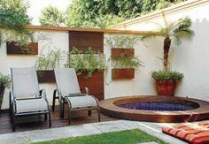 Gardens ideas on pinterest japanese gardens water for Jardines verticales pequenos