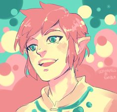 Skyloft Link by uchihahell