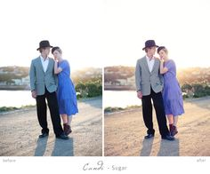 C and I – Presets – Simplify your Lightroom Workflow