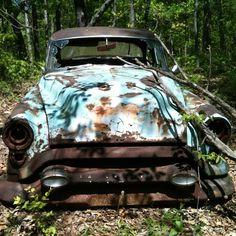 Oldsmobile. Photo by @Fran Krame - Instagram