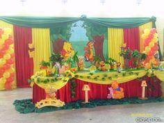 Decoracion De Fiestas Infantiles | Imágenes de FIESTAS INFANTILES, DECORACIONES: