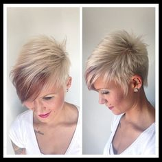 10877 | by short hairstyles and makeovers