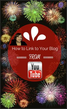 Create those coveted, clickable Call to Action links from inside your YouTube videos back to your blog.