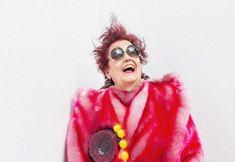 Naranjo Del Vas: Two designers, one presentation, from Central Saint Martins to Palais de Tokyo - 1 Granary Central Saint Martins, Anti Fashion, Royal College Of Art, Sculpting, Presentation, Designers, Pretty, Fashion Design, Sea