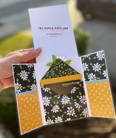 For You - Happy Mother's Day - Antoinette Bay - Stampin' Up! Demonstrator Fancy Fold Cards, Folded Cards, Paper Packaging, Card Envelopes, Paper Pumpkin, Different Patterns, Cool Cards, Happy Mothers Day, Are You Happy