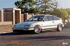 Honda Crx, Honda Civic, Tuner Cars, Jdm Cars, Bmw E30, Japanese Cars, Car Detailing, Subaru, Race Cars