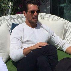 #DavidGandy yesterday in Cannes || 21/05/15