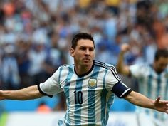 Messi returns for Argentina Tevez misses out - The Express Tribune