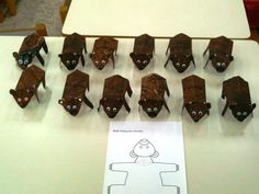 Hibernation - Bear craft!