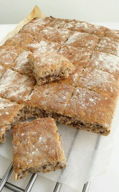 Vegan Baking, Bread Baking, Bread Dumplings Recipes, Scandinavian Food, Zeina, Tasty, Yummy Food, Swedish Recipes, Breakfast Snacks