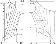 corselet pattern - Pesquisa Google