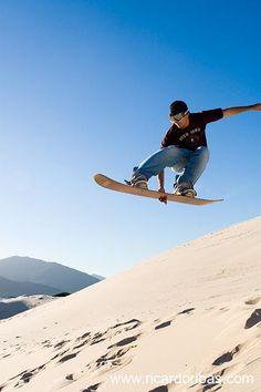 #Sandboard   Los 7 deportes más extremos y populares del mundo