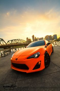 Toyota GT-86....hello baby, I will own your close cousin, the Scion FRS one day. I love these sexy cars.
