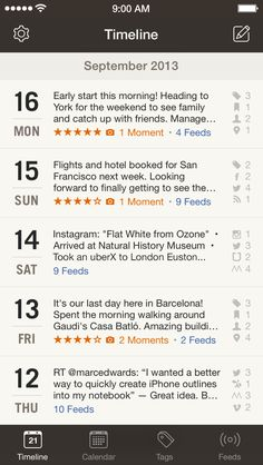 SAVE $1.99: Momento (Diary/Journal) gone Free in the Apple App Store. #iOS #iPhone #iPad  #Mac #Apple