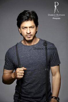 Bollywood Hot Actor Shahrukh Khan Photo Shoot For Forbes Magazine February 2013 Issue