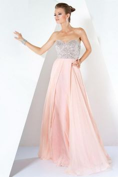 mind-blowing Tantalizing Natural Sleeveless Chiffon Sweetheart Prom Evening Dresses - Special Occasion Dresses by lessary in Retroterest. Read more: http://retroterest.com/pin/tantalizing-natural-sleeveless-chiffon-sweetheart-prom-evening-dresses-special-occasion-dresses/