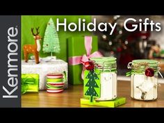 5 Last Minute Gifts You Can Make at Home - Kenmore® Community