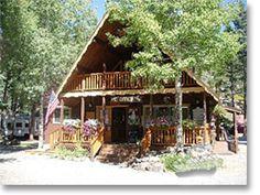 Blue Spruce RV Park and Cabins. Lake Vallecito Colorado