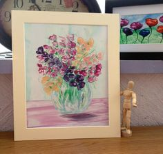 Sweet Peas Mothers day Gift £25.00