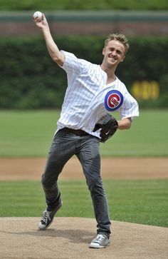 Chicago Cubs + Tom