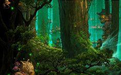 DragonsFaeriesElves&theUnseen : Magical Forest (part-2)