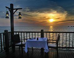 Romantic Dinner at Karachi