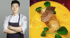 TocToc Restaurant in Seoul Named Asia's One to Watch #food #recipes #spiralizer