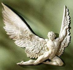 Icarus Sculpture