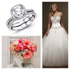 My whole wedding planned out :)