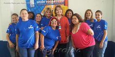 Alunas do SENAC vão à APAE - http://projac.com.br/noticias/alunas-senac-vao-apae.html