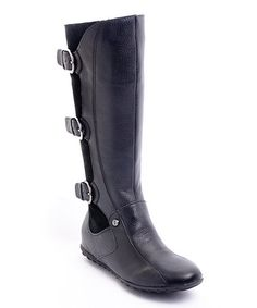 Take a look at this Black Lodge Boot by Envy on #zulily today!