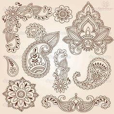 Filligree designs