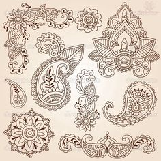 Filligree designs