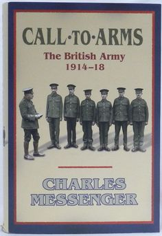 BL Charles Messenger Call TO Arms Hardcover 0297846957 | eBay