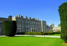 At the beginning of the 19th century the house was enlarged and remodeled and became similar to the house today. In the 2000s much of the estate was redeveloped into two golf courses and the house into a hotel complex. Carton House is located west of Dublin, Ireland.