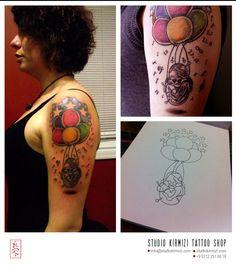 voodoo  #tattoos #tattoo #ink #dövme