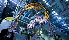 Industrial Equipment | Kawasaki Heavy Industries