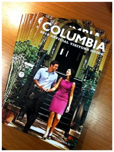 Columbia SC 2012 Official Visitors Guide Song Of The South, Southern Hospitality, Capital City, Delaware, South Carolina, Places Ive Been, Columbia, Vacations, Hawaii