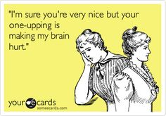 oh my word... I know a few people like this... @Kasey Dugger knows who I'm talking about!