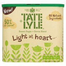 Tate & Lyle Brown Sugar & Stevia Blend Light At Heart 450G has been published at http://www.discounted-vitamins-minerals-supplements.info/2013/10/14/tate-lyle-brown-sugar-stevia-blend-light-at-heart-450g/