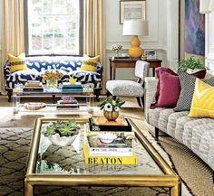Living room, Charlotte Lucas